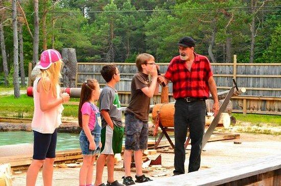 Lumberjack Show Tickets