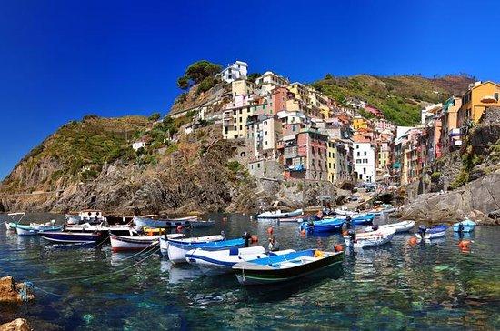 Cinque Terre og Portovenere Dagstur...