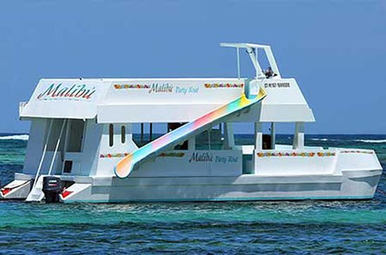 Punta Cana Malibu Party Charter with ...