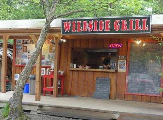 wildside grill: Wildside