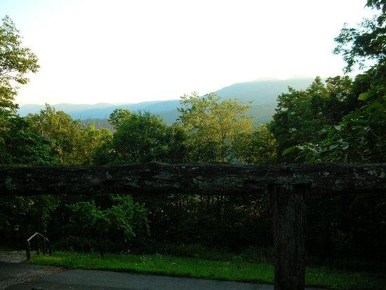 WildAcres Retreat: THE VIEW!