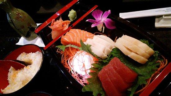 Zanesville, OH: Fresh Sashimi