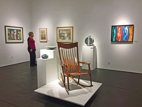 The exhibition (RE)GENERATION: Six Decades of Claremont Artists at the Claremont Museum of Art.