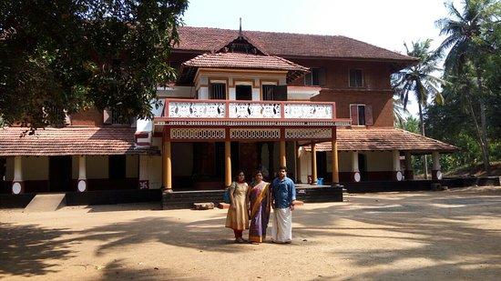 Ottapalam, India: Varikkassery mana