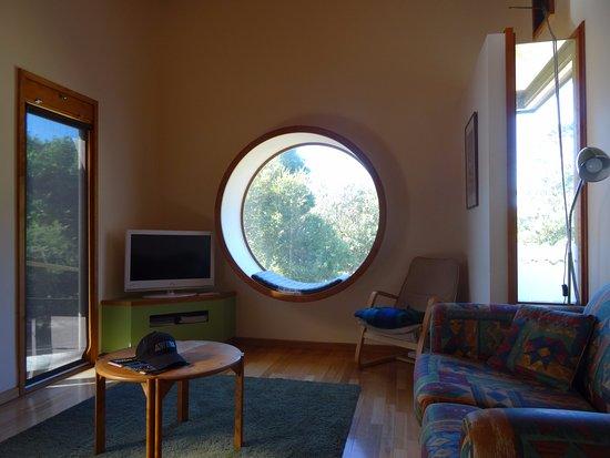 Stanley, Australia: Living area
