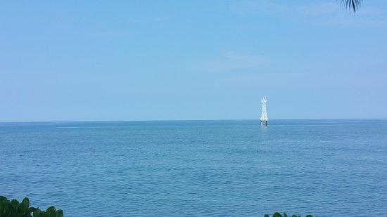 Lovina Beach, Indonesia: The post!
