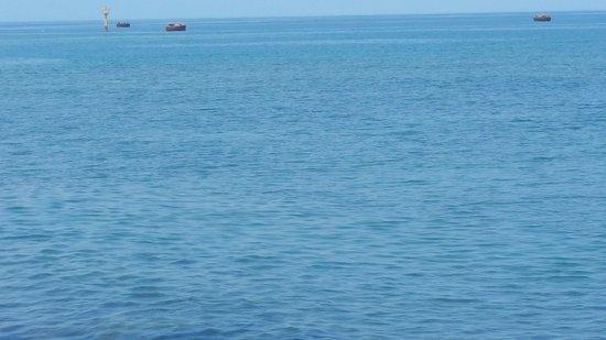 Lovina Beach, Indonesia: The Sea