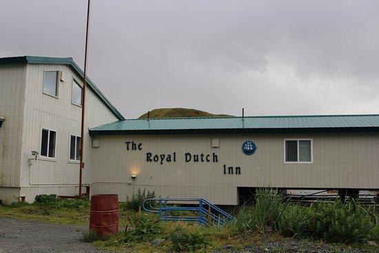 Dutch Harbor, อลาสกา: Beautiful Royal Dutch Inn
