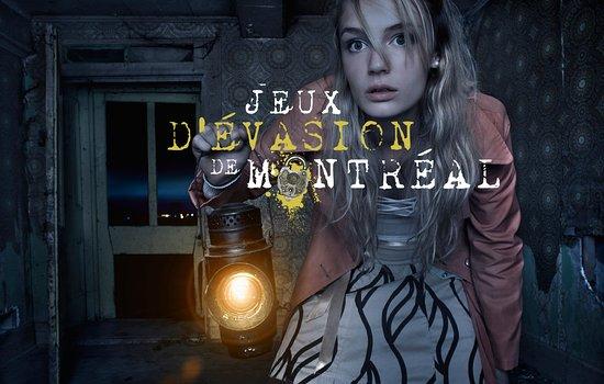 Jeux d'evasion de Montreal