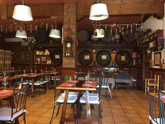 Canyelles, España: Parrilla del Pou Nou
