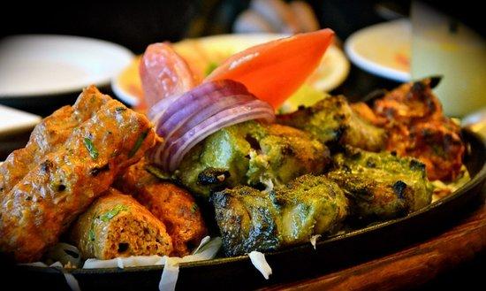Fernie, Καναδάς: tandoori kebab