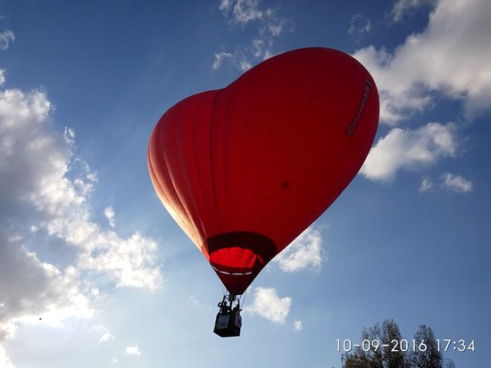 Club Balloonists Siberia