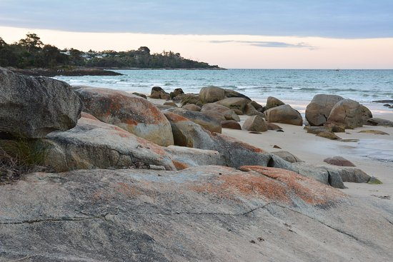 Bridport, Australia: Beach of Rocks