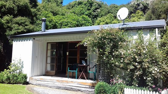 Akaroa Cottages - Heritage Boutique Collection: Charmant cottage, très cosy, chaleureux et confortable.