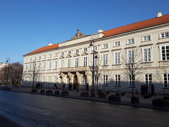 Tyszkiewiczow Palace