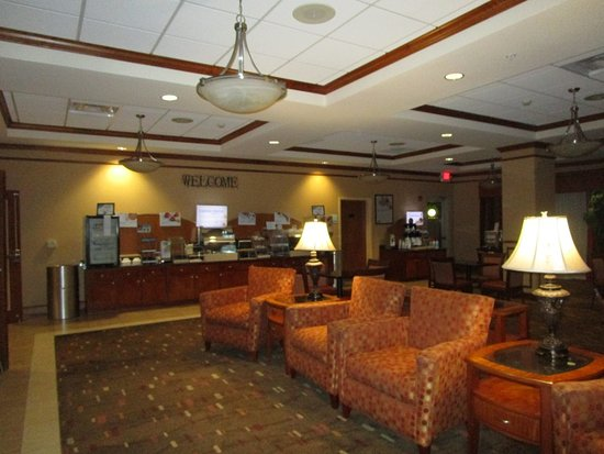 Holiday Inn Express Hotel & Suites Columbus - Fort Benning 사진
