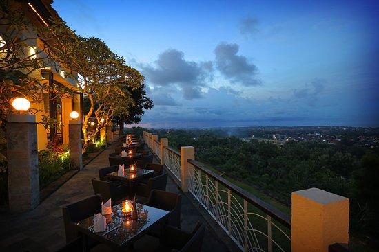 Hasil gambar untuk Jendela Bali The Panoramic Resto
