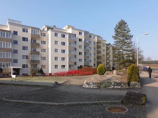 Wohnblock an der Loorenstrasse Dietlikon