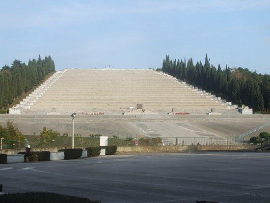 Fogliano Redipuglia, Italia: Sacrario Militare di Redipuglia