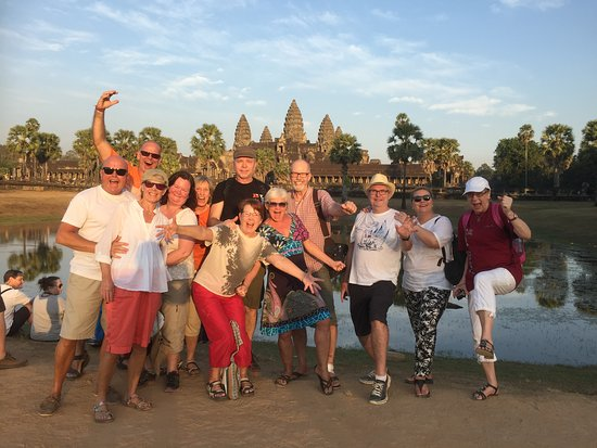 Angkor Amazing Driver
