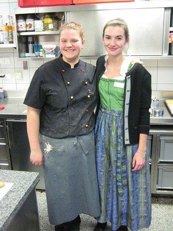 Stans, Αυστρία: Lovely staff
