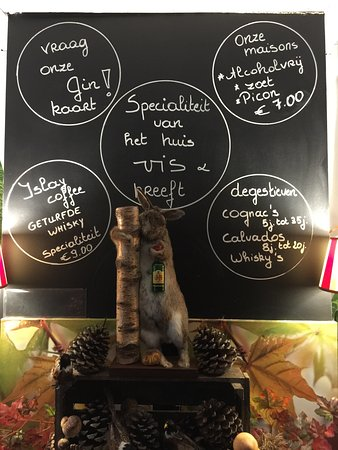 Gistel, Belgium: Specialiteit!