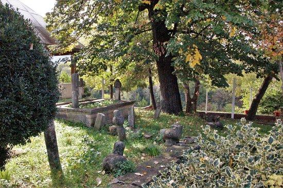 Koskin-Mehmed Pasha's Mosque : Der Friedhof
