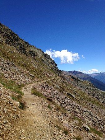 Cogolo, İtalya: L'ultima parte prima del Lago Nero