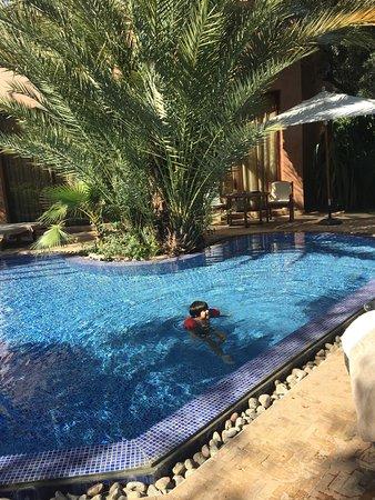 Es Saadi Marrakech Resort - Hotel: Le saadi toujours en famille hôtel place villa et kids club ❤❤❤