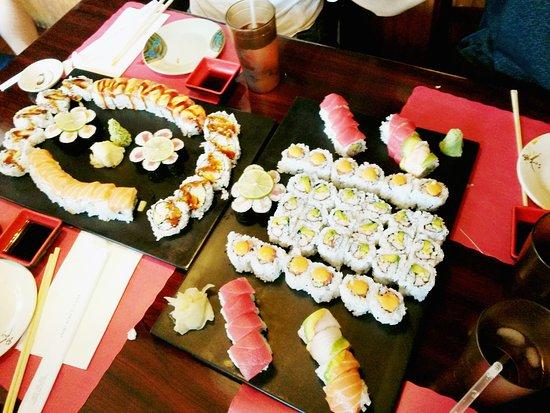 Yamada Sushi, Rutherfo...