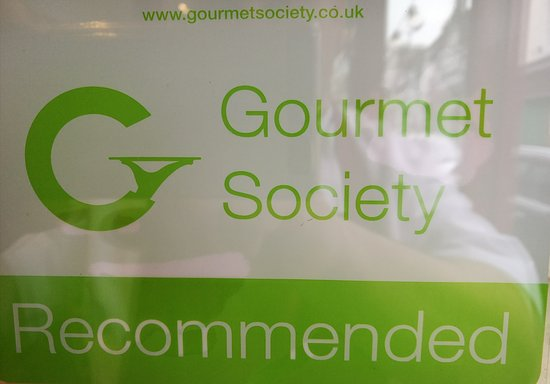 Warwickshire, UK: 25% off the whole bill if your a Gourmet Society Card holder