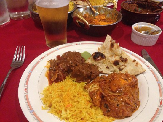Indian Food Padbury