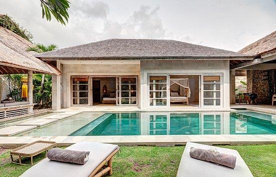 Villa Massilia Bali: Villa Massilia #3 Swimming Pool and Rooms