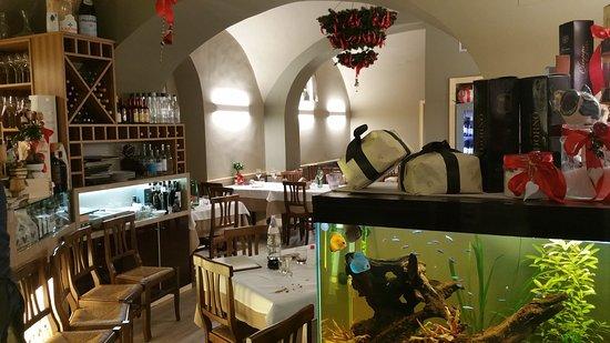 Cucina a vista e addobbi natalizi - Foto di Casa Rispoli, Cava De ...