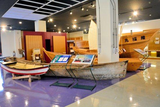 Uruma City Marine History Museum