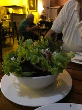 Wongaling Beach, أستراليا: Garden Salad