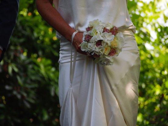 Wedding receptions at Clos Mirabel Manor, Jurancon, Pau, France