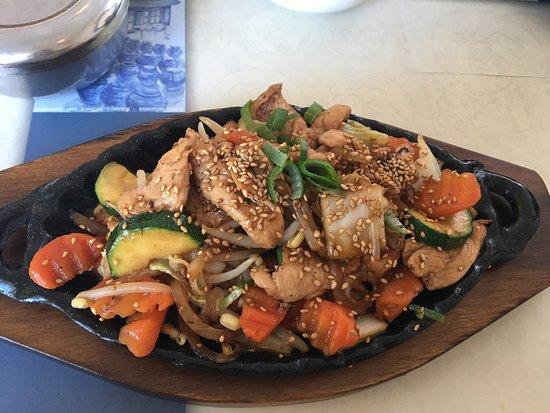 Best Korean Food Around Bodensee Review Of Okims Korean Food Hard Austria Tripadvisor