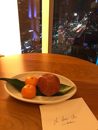 Park Hyatt Seoul: Nice hotel