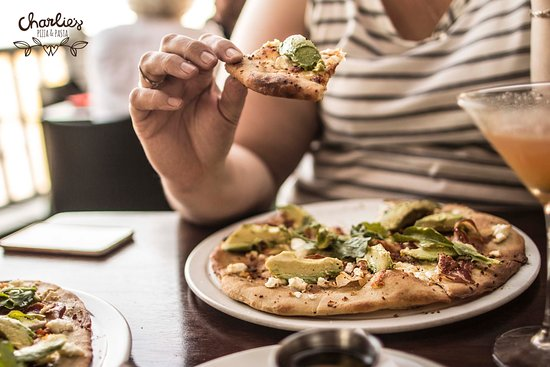 Charlies Pizza & Pasta Summerstrand: Fresh ingredients make a perfect meal
