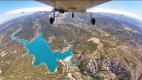 Les Milles, Francia: Lac du Bimont