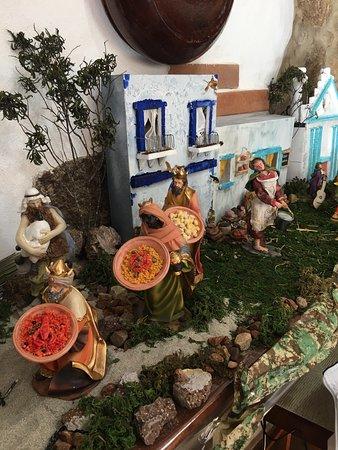 Calasetta, Italia: I Re Magi di Mamma Fina