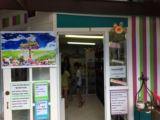 Eagle Heights, Австралия: The shop's door is very welcoming