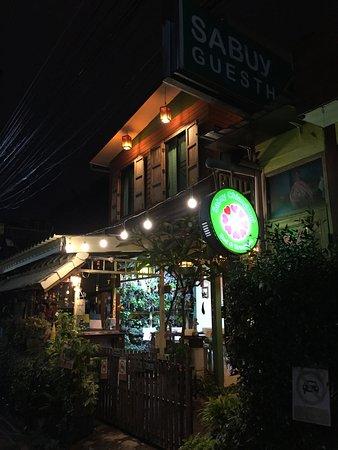 Sabuy Chiangmai Bed and Breakfast: ด้านหน้า