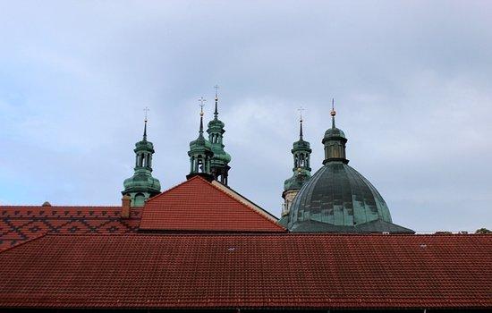 Kalwaria Zebrzydowska, Poland: Cupole