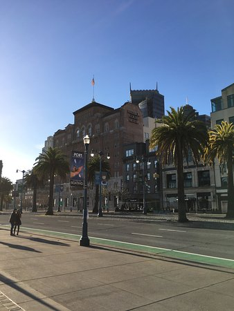 Harbor Court Hotel - San Francisco, California