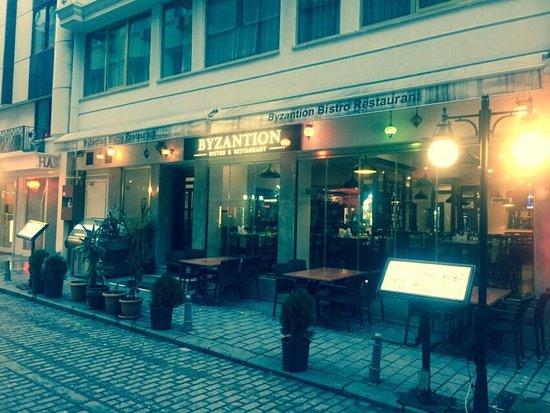 Byzantion Bistro Restaurant: photo0.jpg