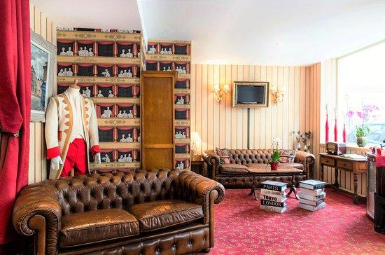Hotel du Theatre by Patrick Hayat: Hôtel du Théâtre Paris : Reception