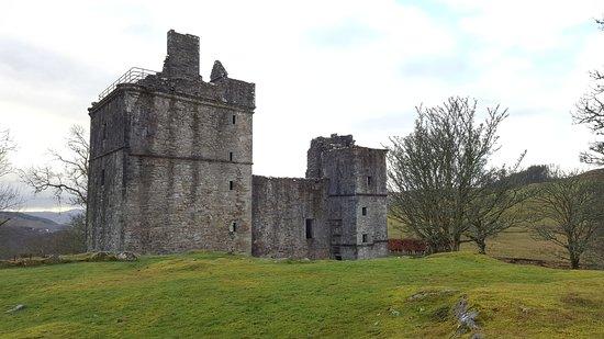 Kilmartin, UK: Carnasserie Castle