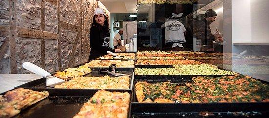 Pizzeria Romana al Taglio: Romana Pizzeria al Taglio